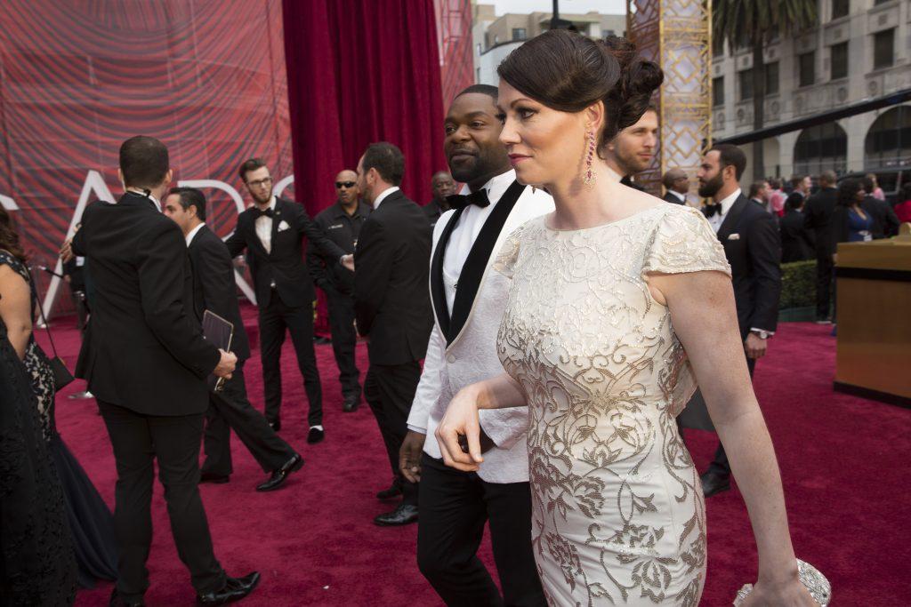 THE OSCARS(r) - The 89th Oscars(r) broadcasts live on Oscar(r) SUNDAY, FEBRUARY 26, 2017, on the ABC Television Network. (ABC/Adam Rose) DAVID OYELOWO, JESSICA OYELOWO