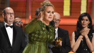 Adele Married Grammys