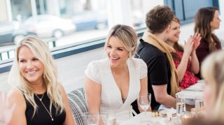 Ali Fedotowsky's bridal shower