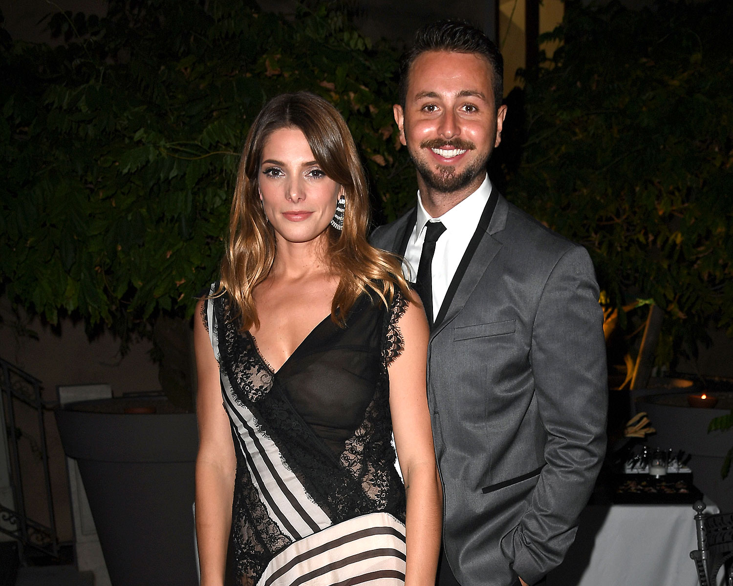 Ashley Greene Paul Khoury