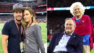 Cutest Celebrity Couples Super Bowl