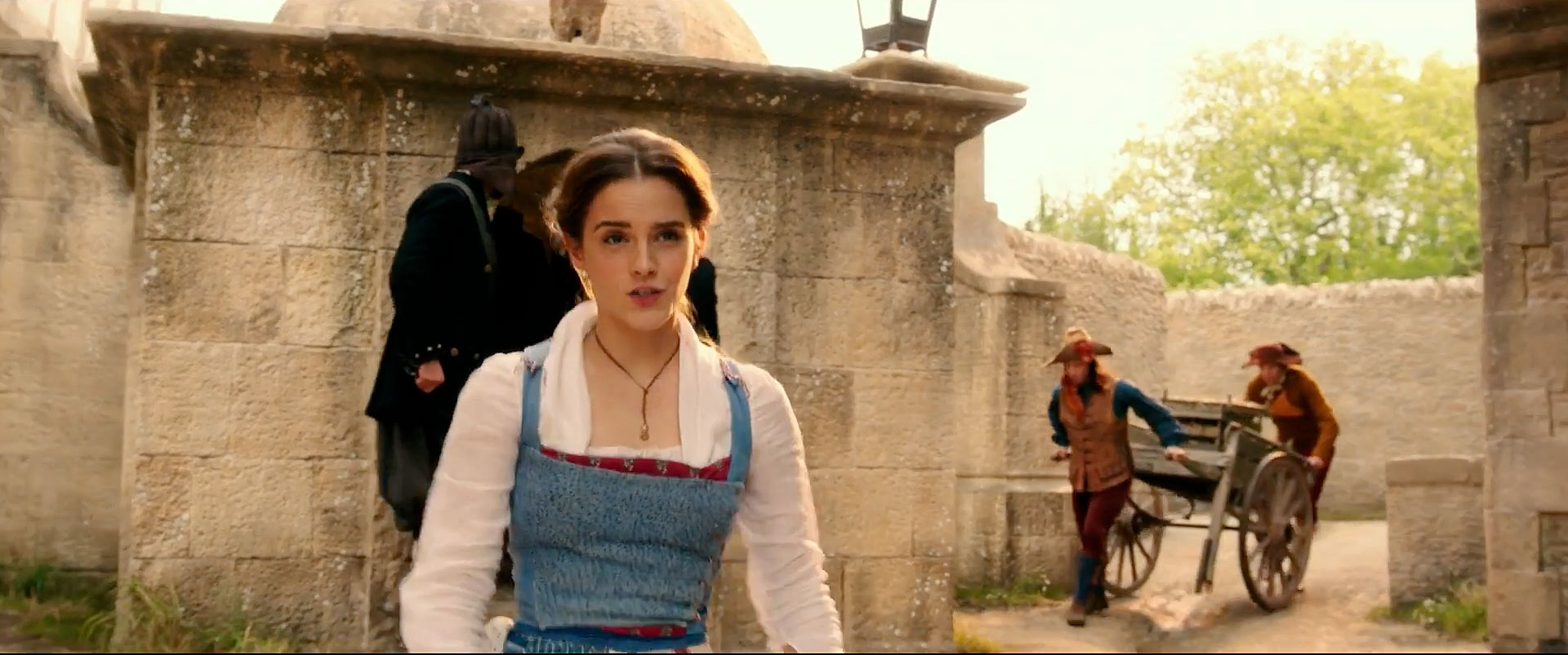 """... Performs """"Belle"""" in 'Beauty and the Beast': Watch the Clip"""