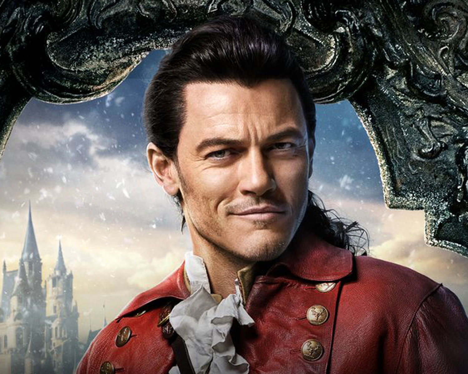 Luke Evans Is The Perfect Gaston In New Beauty And The