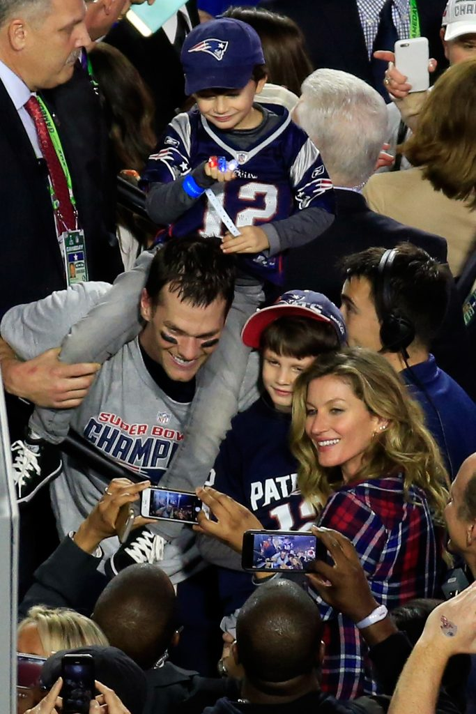 Tom Brady Gisele Bundchen
