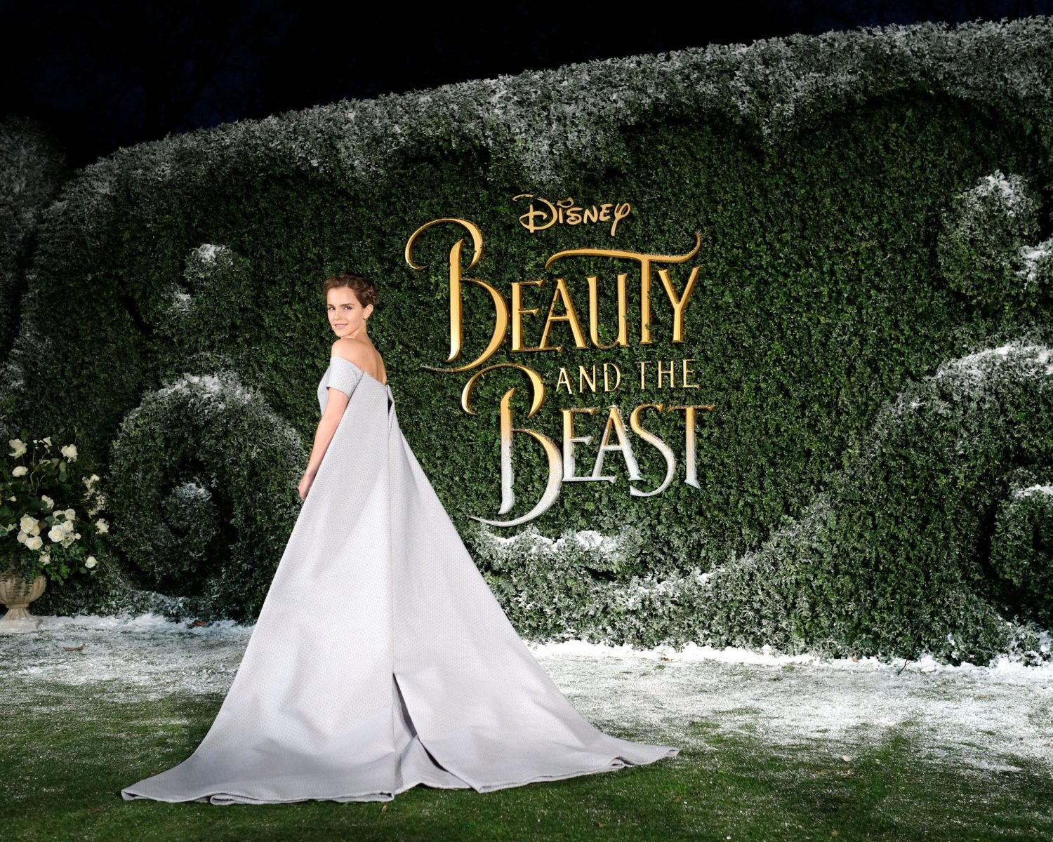 Emma Watsons Beauty And The Beast Red Carpet Appearances