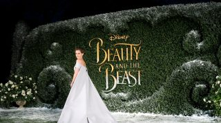 "LONDON, ENGLAND - FEBRUARY 23:  Emma Watson attends UK launch event for ""Beauty And The Beast"" at Spencer House on February 23, 2017 in London, England.  (Photo by Mike Marsland/Mike Marsland/WireImage )"