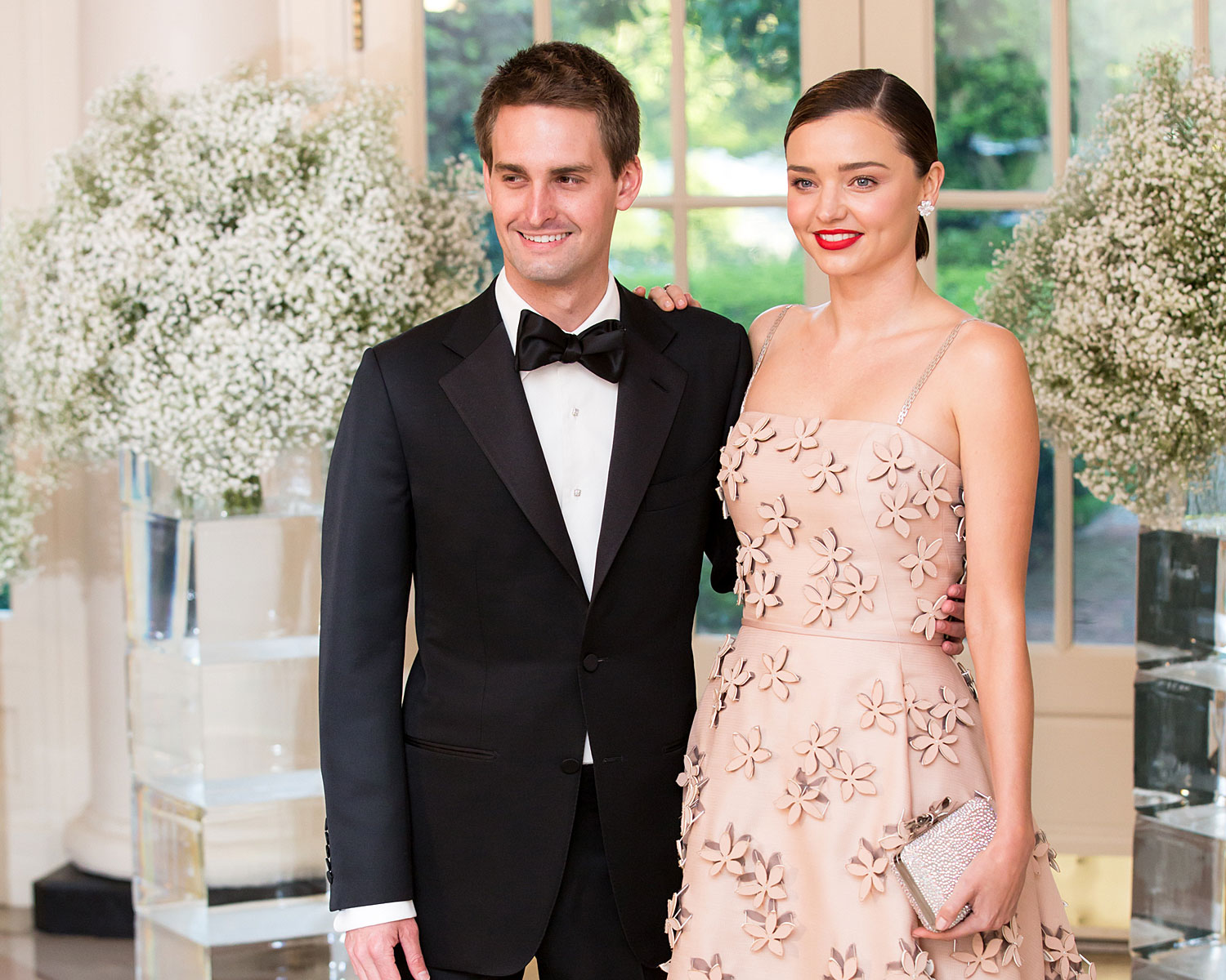Miranda kerr thought evan spiegel was way too young to for Spiegel young money