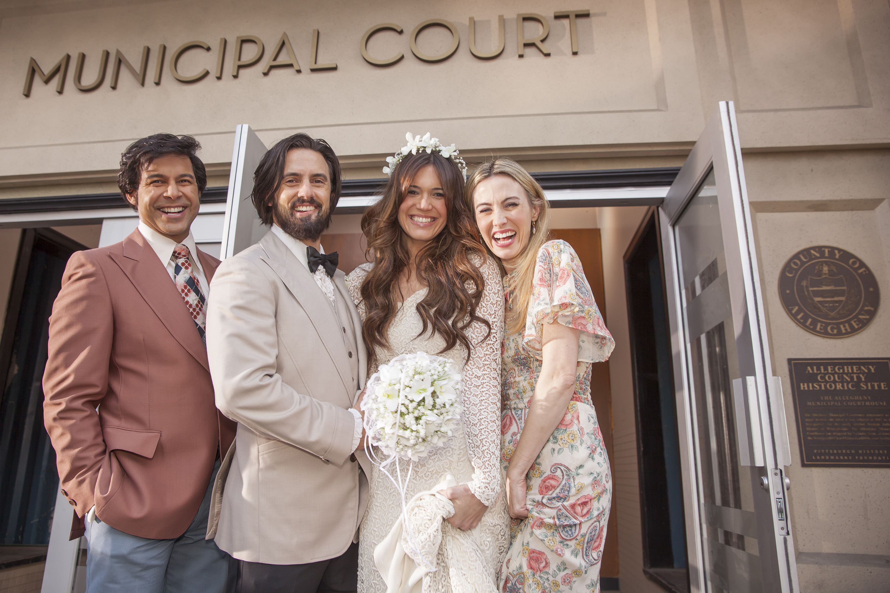 This Is Us Wedding