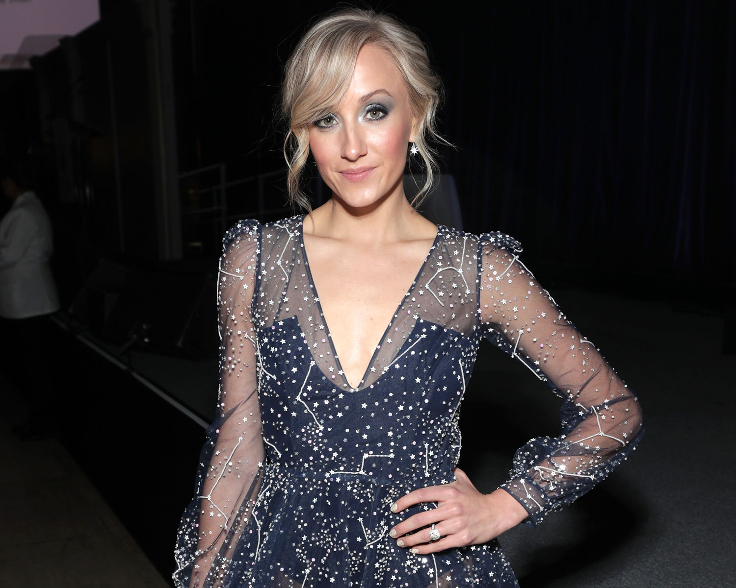 Nastia Liukin Shares Her Fitness Tips Before Wedding ...