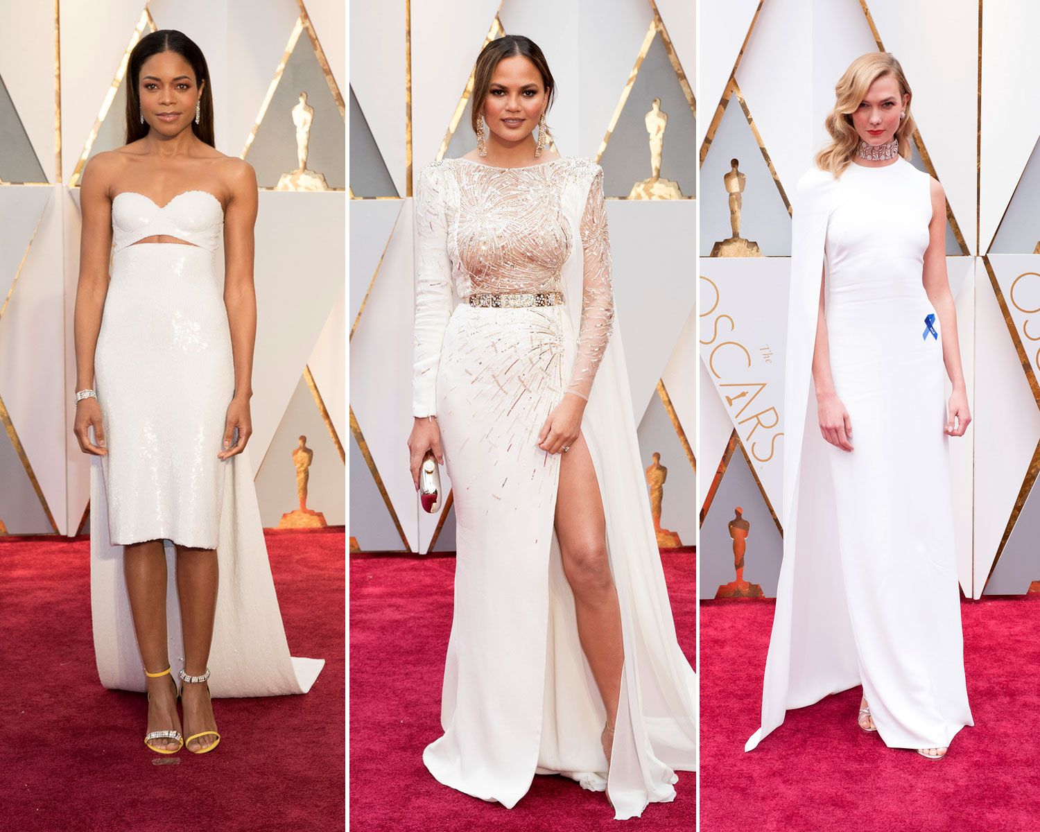 The oscars 2017 red carpet featured so many bridal looks photos - Red carpet oscar dresses ...