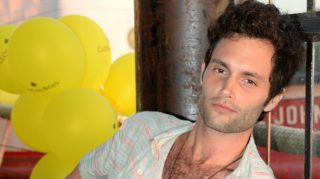 Penn Badgley Married