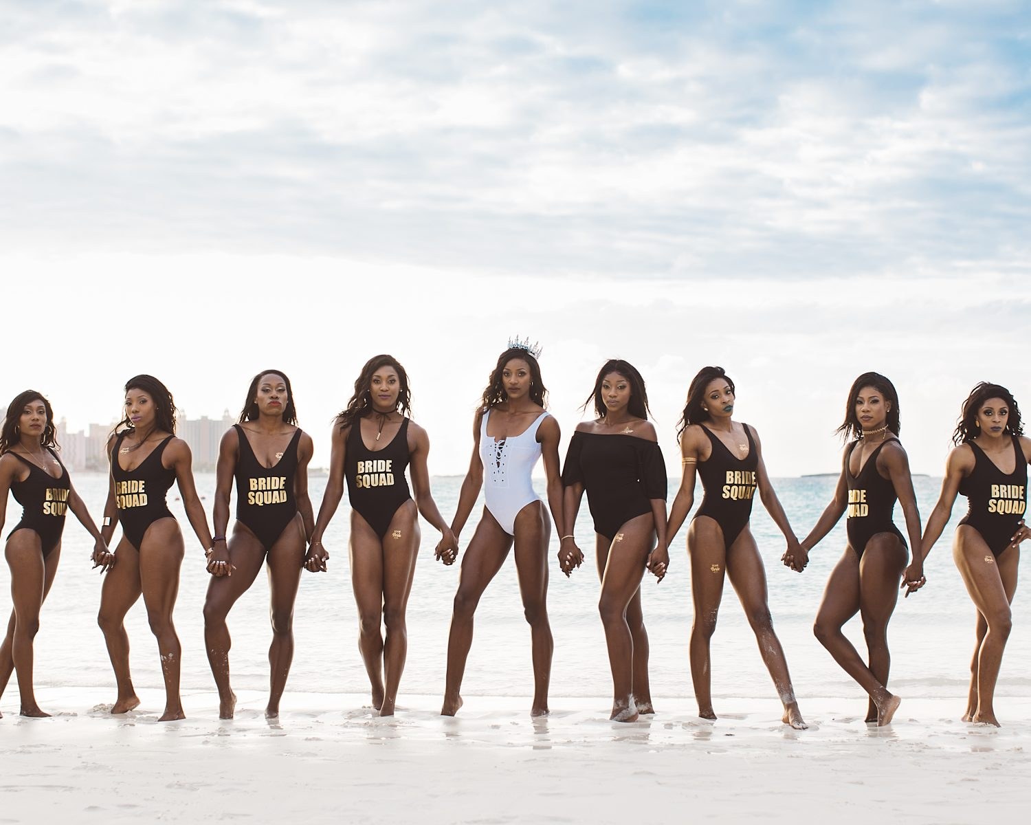 e7d73373a6061 Olympian Shaunae Miller Stages Empowering Swimsuit Shoot With Her ...