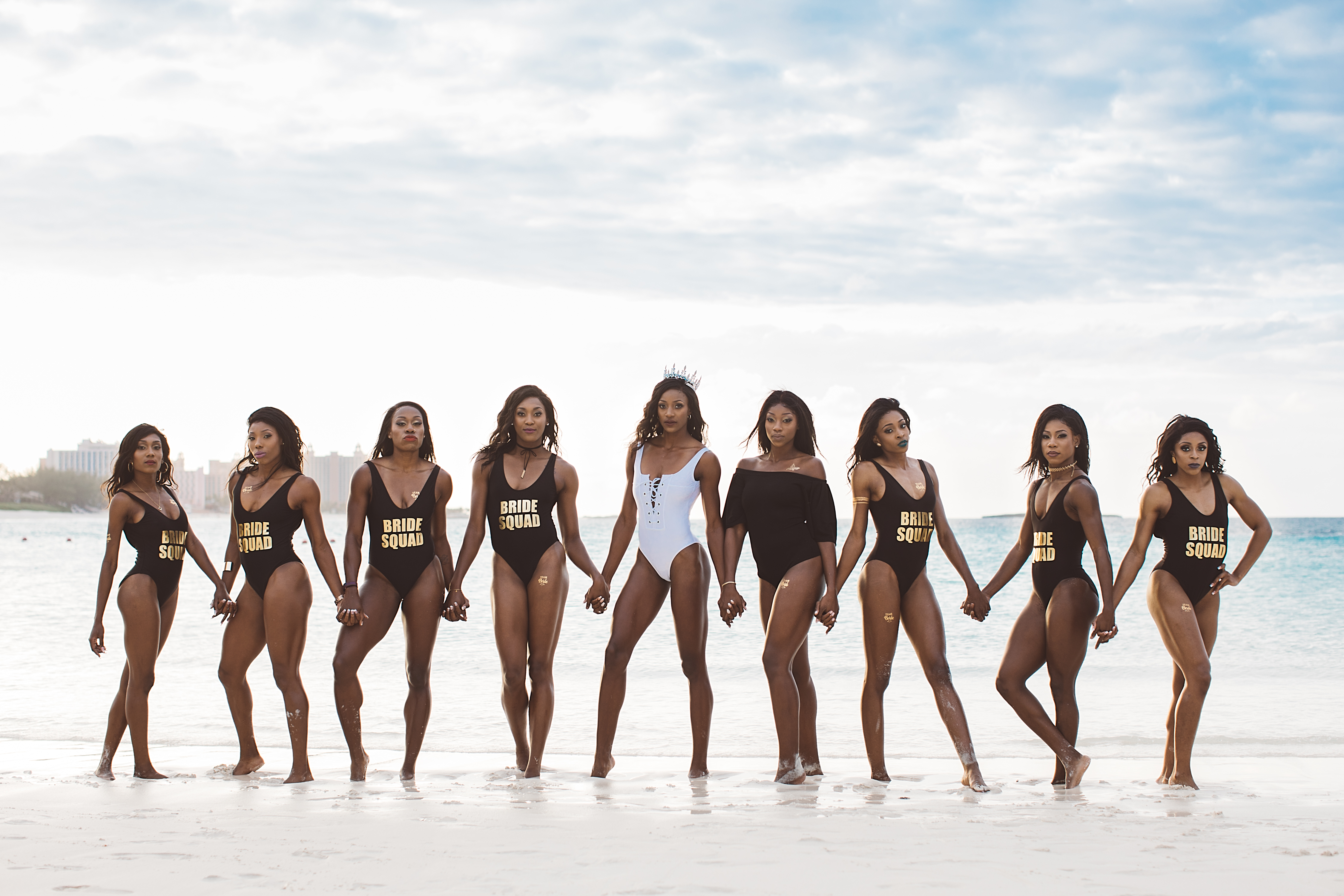 Olympian Shaunae Miller Stages Empowering Swimsuit Shoot