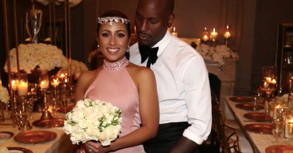 Tyrese wedding