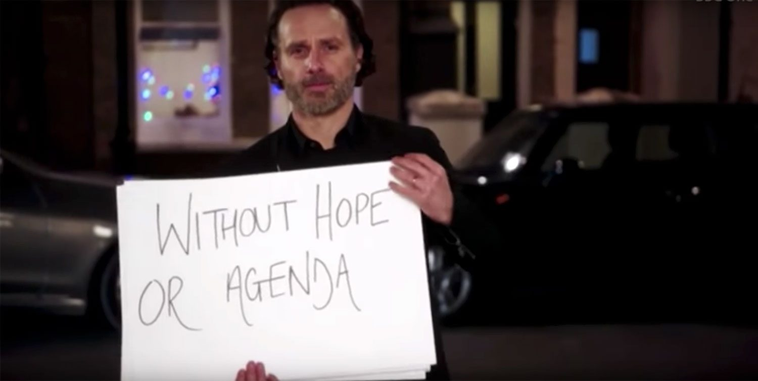 Love Actually reunion teaser