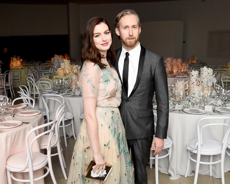 Anne Hathaway Adam Shulman
