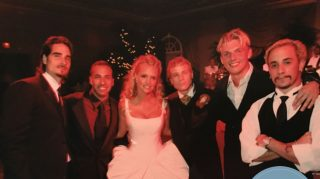 Brian Littrell wedding