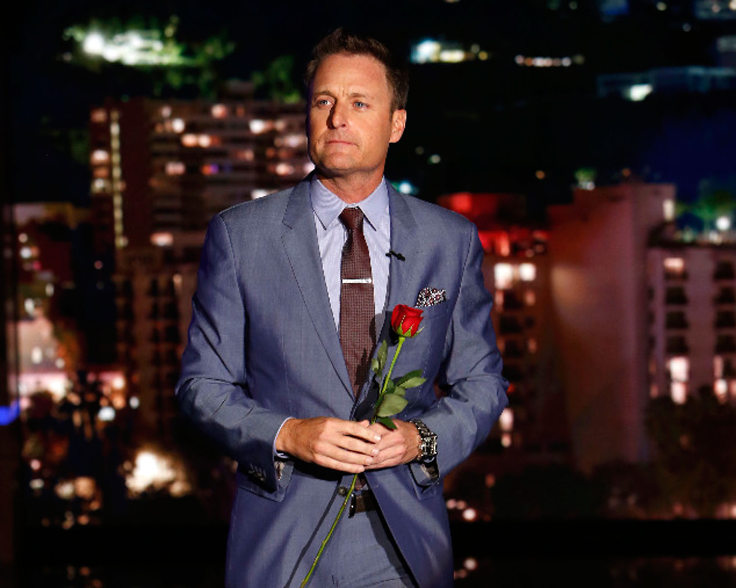 Chris Harrison Marks 15 Years Of The Bachelor On Social