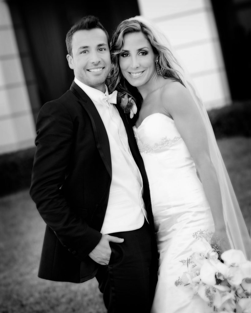 Howie Dorough wedding. (Damon Tucci Photography)