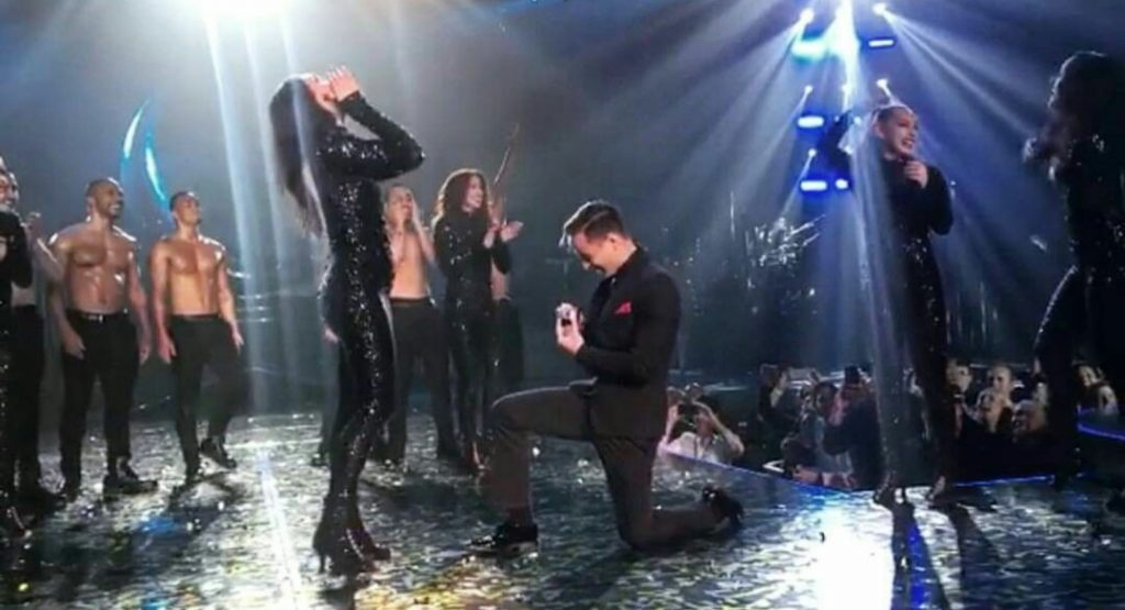 Jennifer lopez jlo dancers