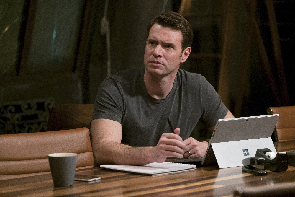 Scott Foley Scandal