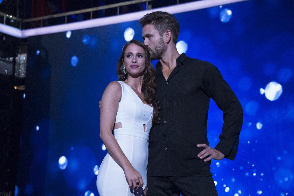 Nick Viall Bachelor Vanessa Grimaldi