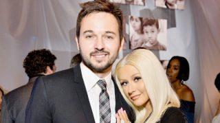 Christina Aguilera Matthew Rutler fiance