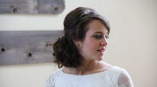 Counting On Jinger Duggar wedding designer