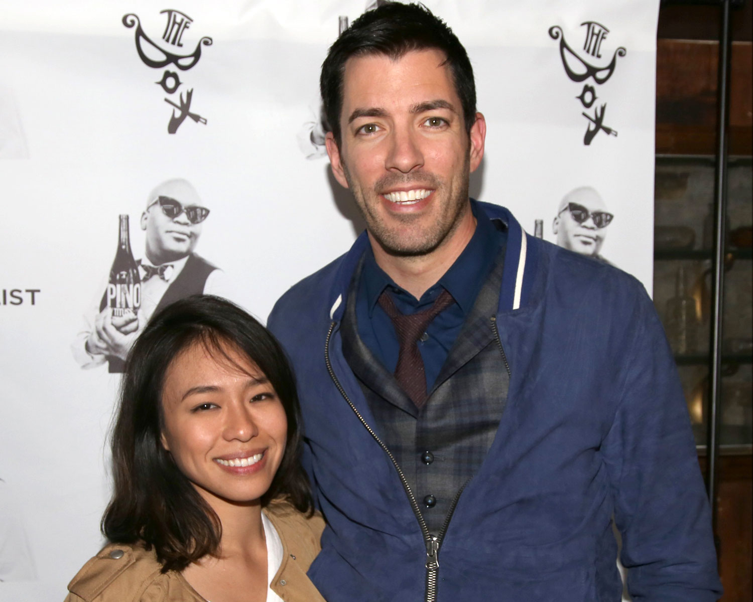 Drew scott and linda phan images Who are the property brothers