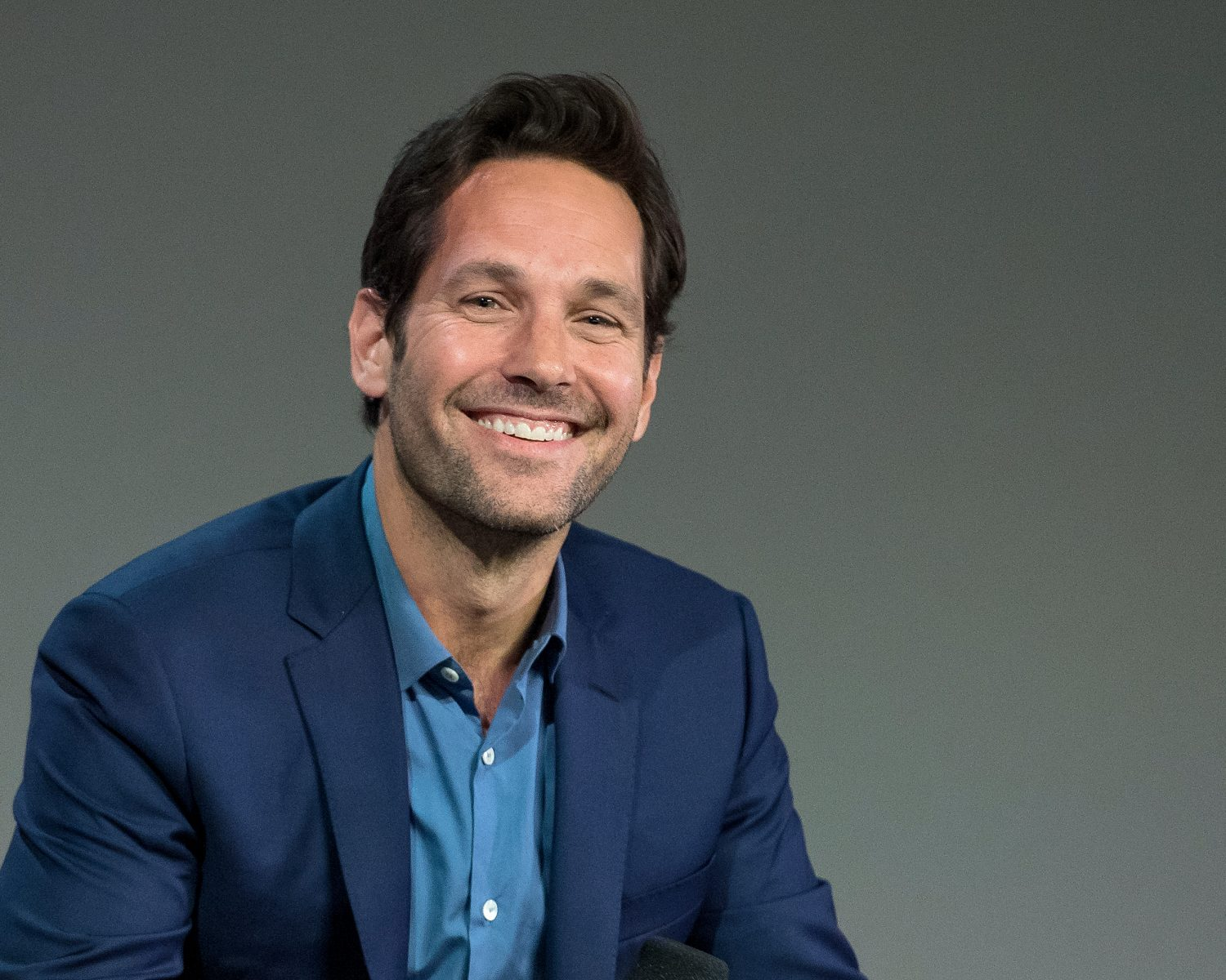 paul rudd was supposed to play this character in bridesmaids
