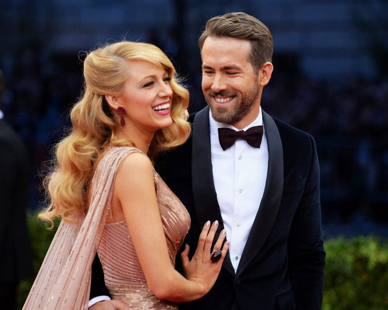 Ryan Reynolds blake Lively
