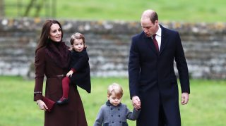 Prince George Princess Charlotte Kate Middleton William