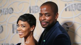 Dulé Hill engaged Dule Hill