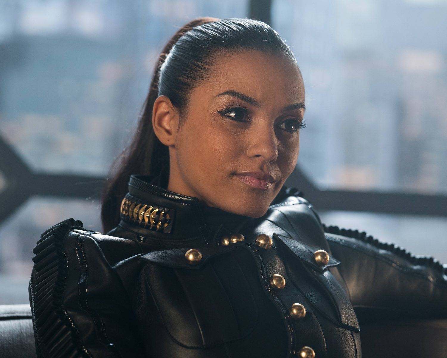 Jessica Lucas Engaged