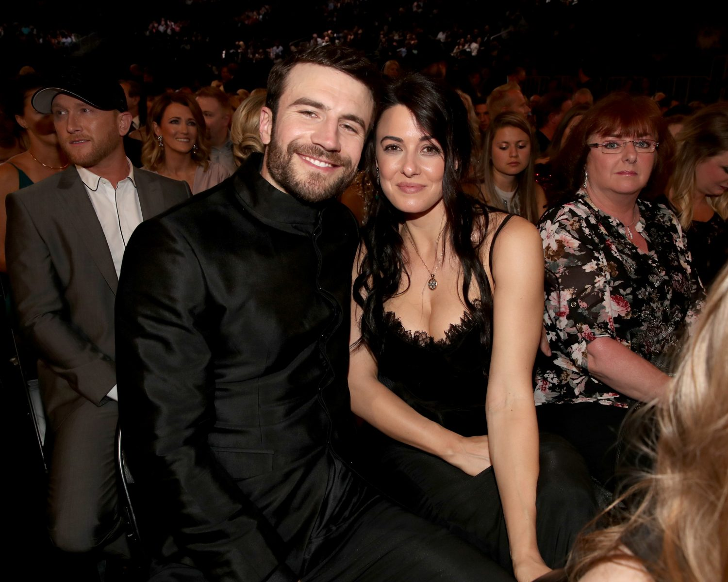 Sam Hunt engaged