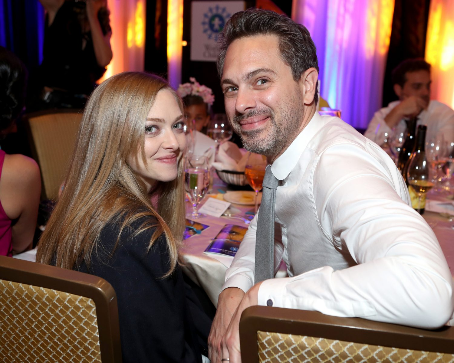 Amanda Seyfried Thomas Sadoski