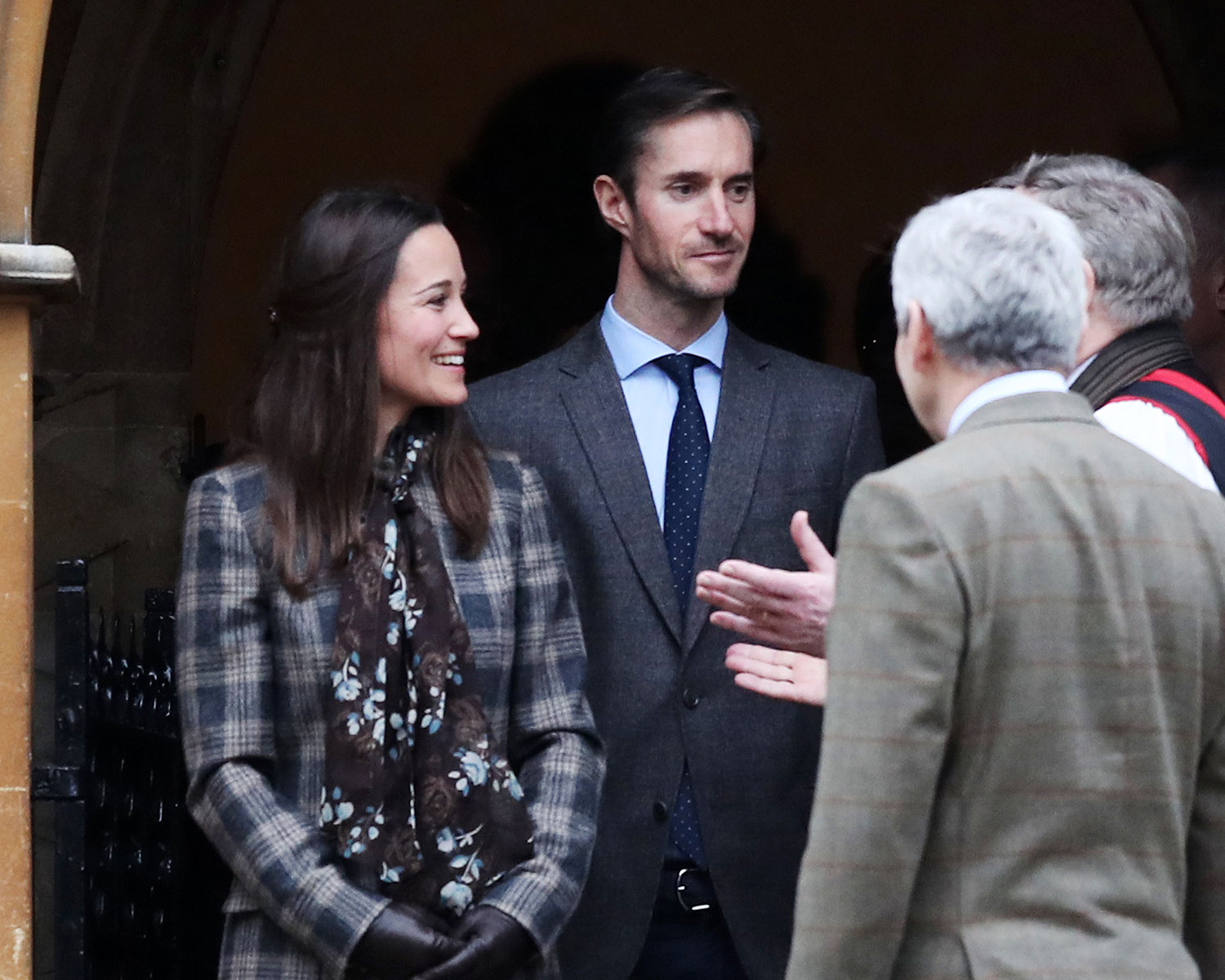 Pippa Middleton S Wedding Date Confirmed By Kensington Palace