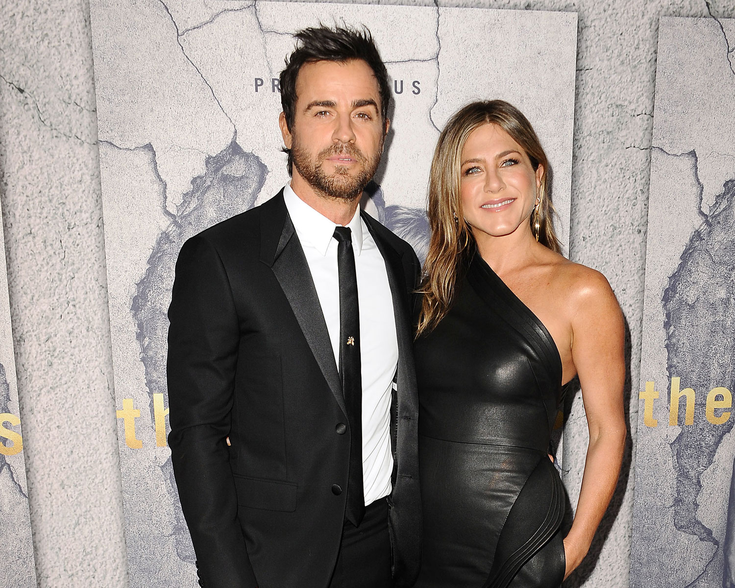 "Justin Theroux On Jennifer Aniston Marriage: ""You Have An"