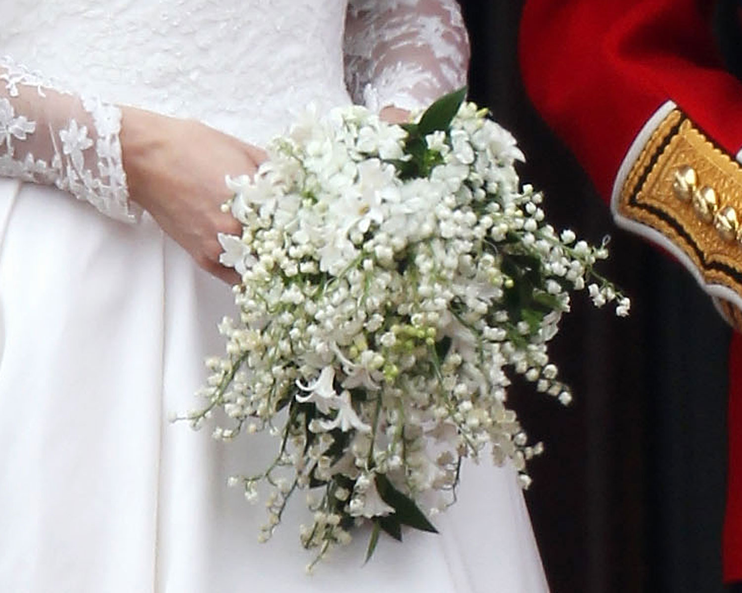 Kate Middleton Bouquet wedding