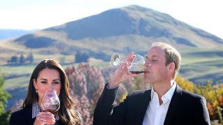 Kate Middleton Prince William Wine Tasting Date nights