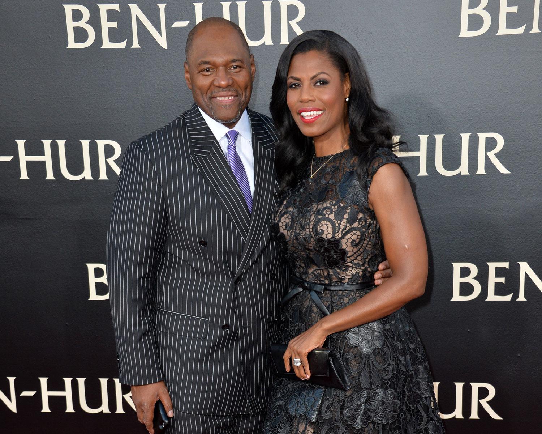 Omarosa Manigault Marries John Allen Newman In Washington Dc