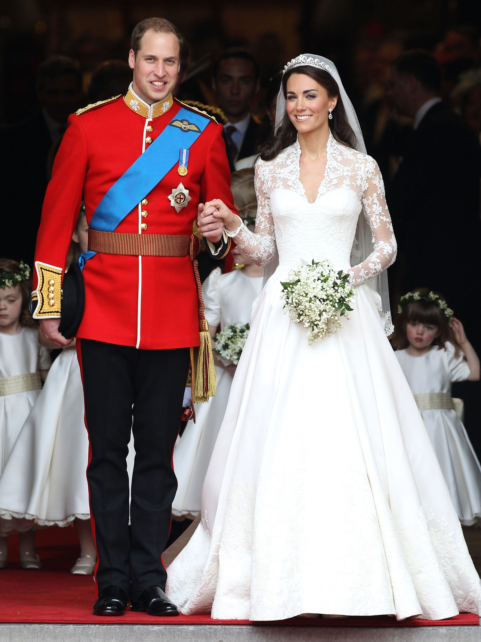 will and kate wedding day