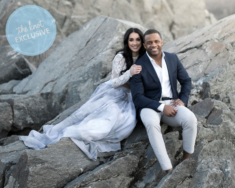 Randall Cobb Marries Aiyda Ghahramani in NYC Wedding: Exclusive