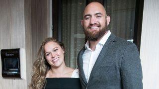 Ronda Rousey Engaged