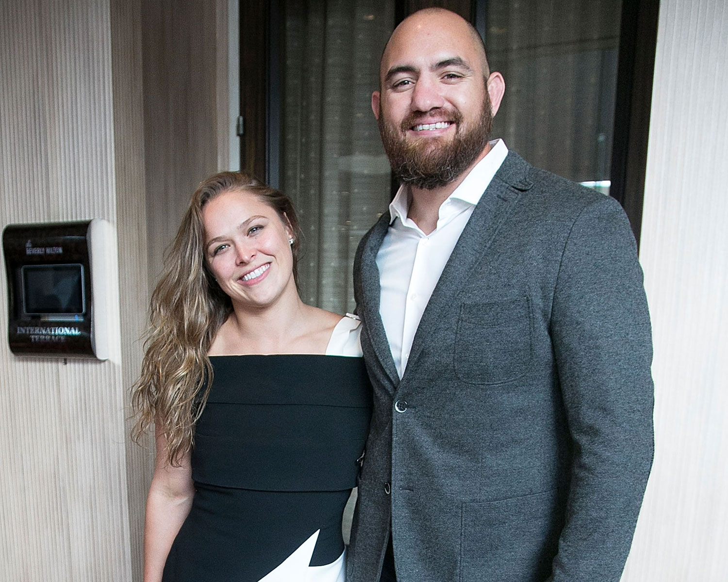 Ronda Rousey Engaged
