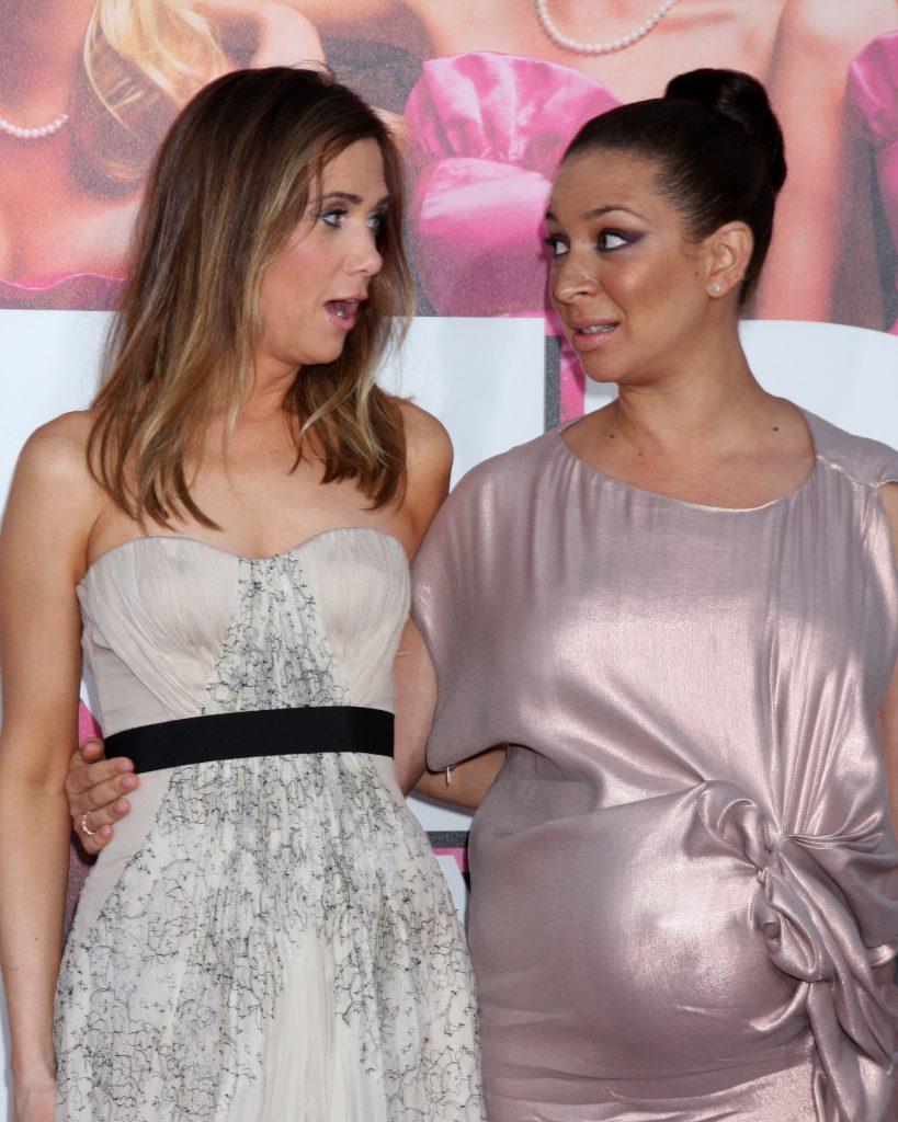 Kristen Wiig Bridesmaids movie