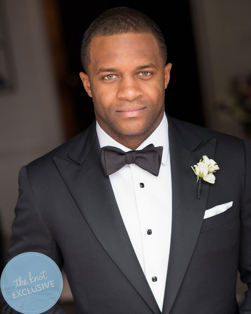 Randall Cobb Wedding Photos