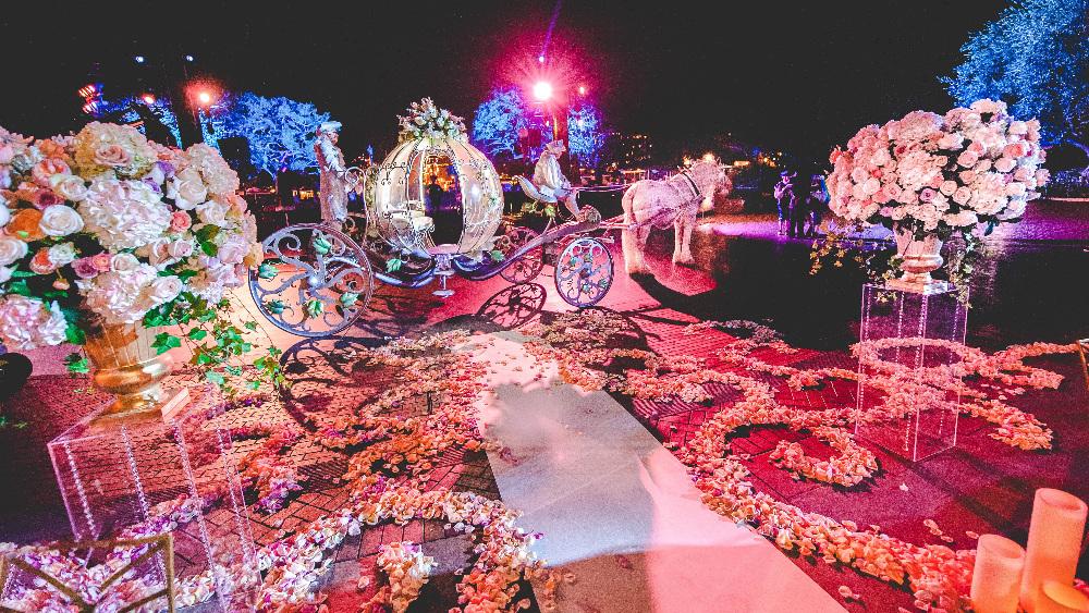 Eric Ruby Carpo Disney Fairy Tale Weddings Freeform