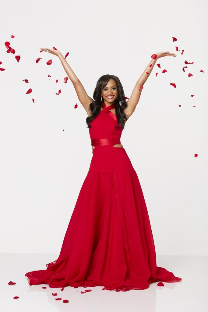 "THE BACHELORETTE - Rachel Lindsay, a fan favorite on the 21st season of ABC's hit romance reality series ""The Bachelor,"" starring Nick Viall, was named as the next woman to hand out the roses and attempt to find her own happy ending when ""The Bachelorette"" premieres for its 13th season, MONDAY, MAY 22 (9:00-11:00 p.m. EST), on The ABC Television Network. (ABC/Craig Sjodin) RACHEL LINDSAY"