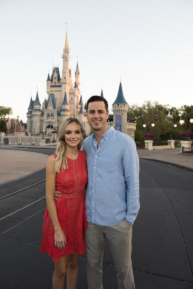 Bachelor Ben Higgins Lauren Bushnell Disney weddings